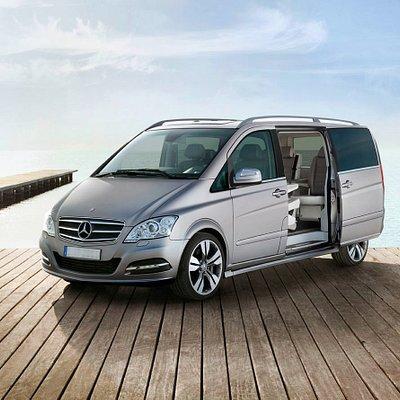 Estepona Taxi Transfers Minivan type