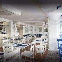 Interior Restaurante La Vela
