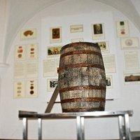 Beczka po piwie Kord