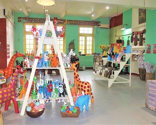 The shop, Yangon