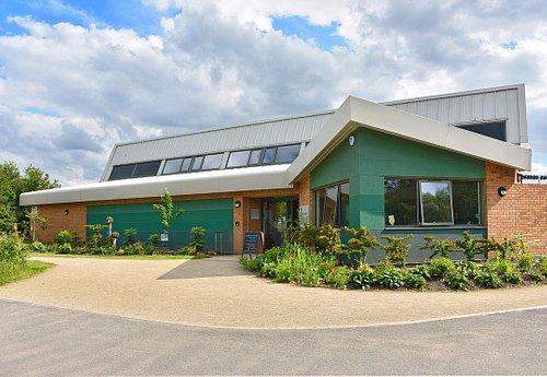 RSPB Sandwell Valley Visitor Centre