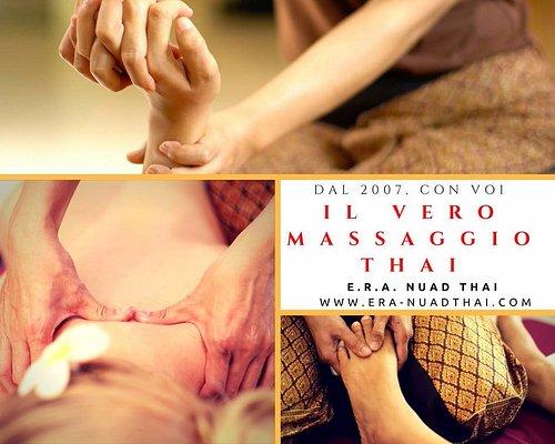 E.R.A. Nuad Thai: il vero massaggio thai, dal 2007.
