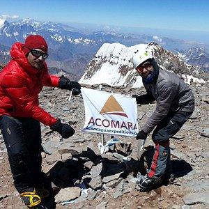 Aconcagua Summit 2017