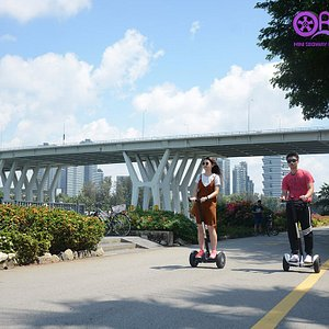 Now you can tell people you know Segway!