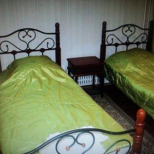 Спальня в санатории.