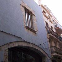 Fachada Edificio Gótico carrer Sant Joan