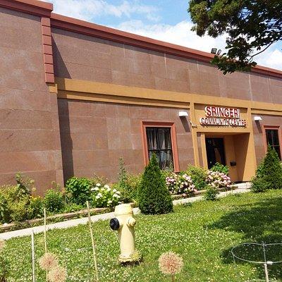 SVBF Community Centre