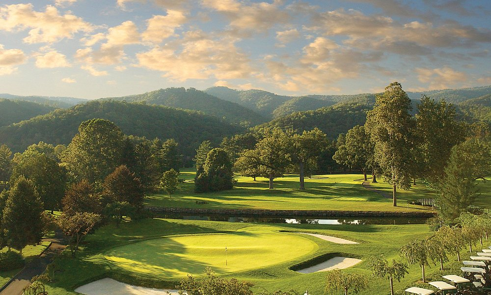 Championship Golf at The Greenbrier