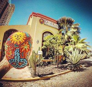 Nuestras instalaciones en Zona Dorada / Our beautiful site in Mazatlan Golden Zone