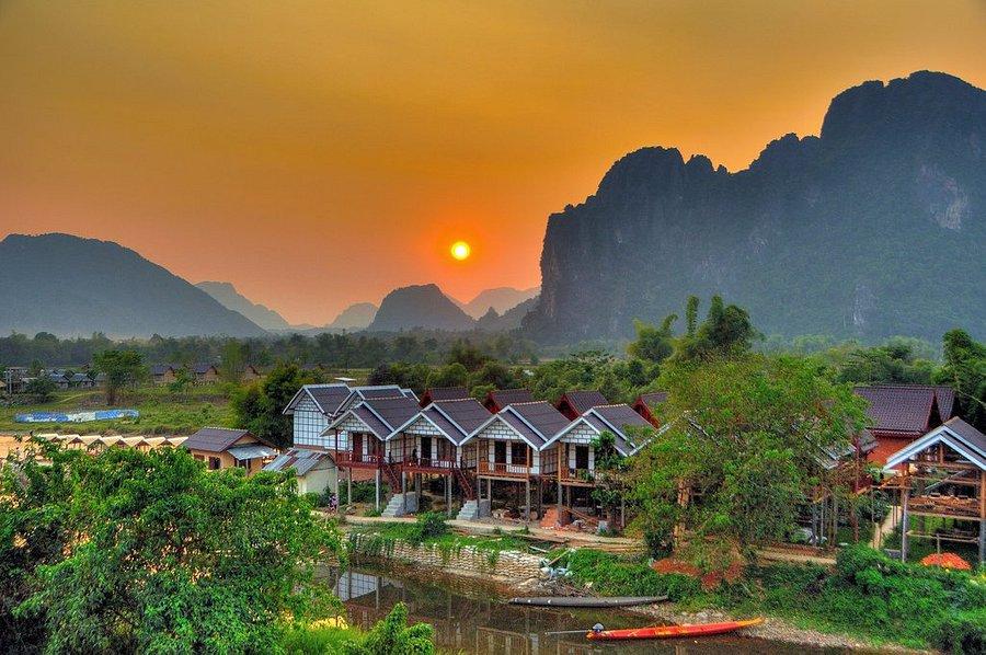 OUTLAND HOSTEL Pensione (Vang Vieng, Laos): Prezzi 2021 e recensioni