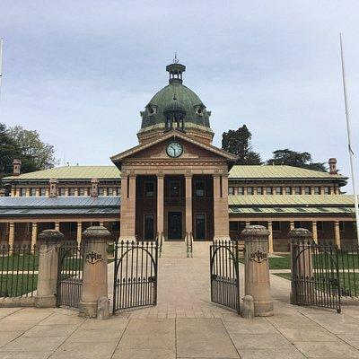 Bathurst Court House - Bathurst NSW
