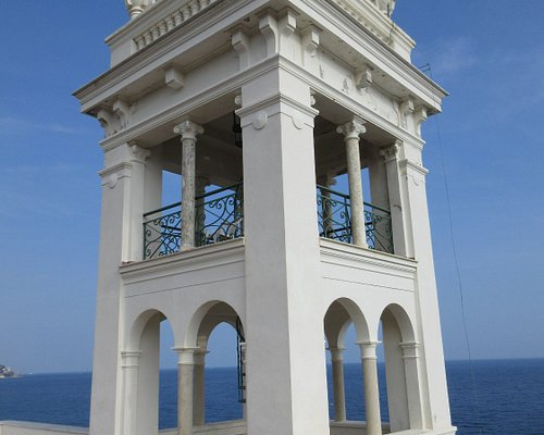 """la torre """"Mon mirador"""""""