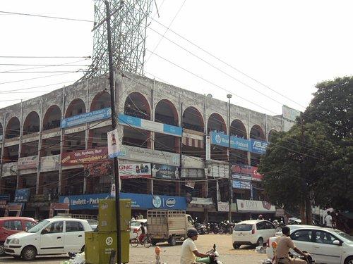 Nehru Shopping Complex Amritsar