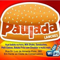 Paulada Lanches