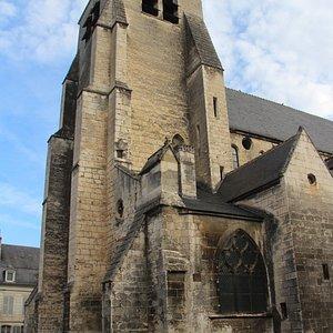 Eglise Saint Pierre de Bourges