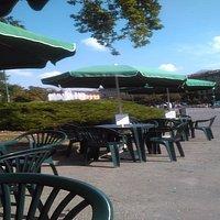 si vede piazza cairoli dai tavoli