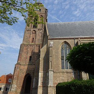 de Grote- of St.-Michaëlskerk in Oudewater