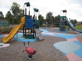 Bunjil Way Playground