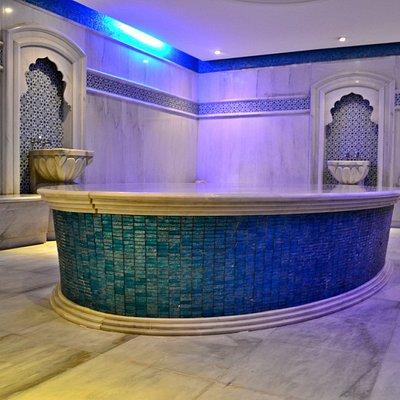 Experience Turkish bath. The best oriental treatment.