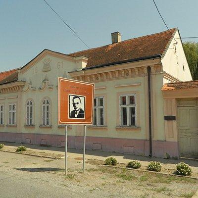 Kuća u kojoj je Sava živeo