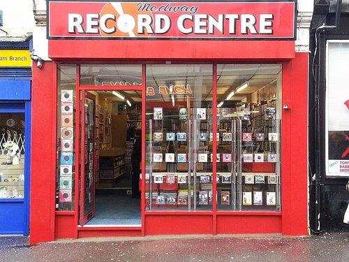 Established in 1994 dealing in vinyl records, cds & dvds.