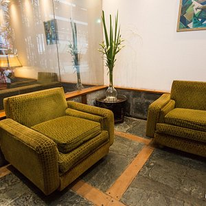 Lobby at the Bauen Suite Hotel