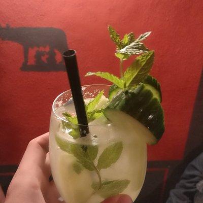 Shisha bar Aventin