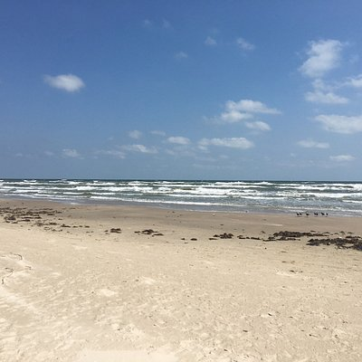 Malaquite beach in October, warm water and perfect weather!