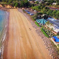 Darwin Trailer Boat Club's Drone View by Anil Shrestha