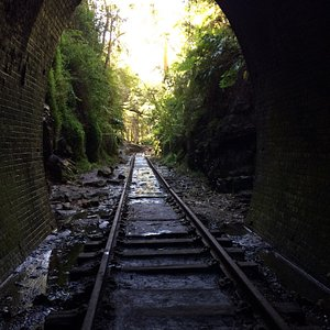 Old Helensburgh Station and Tunnel