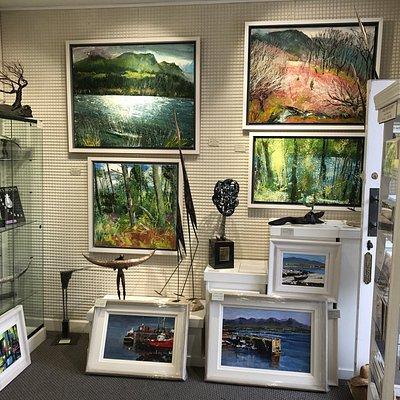 Whitethorn Gallery