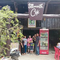 Welcome to NEW Sinn Sisamouth cafe at 472 Funky Lane