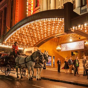 Arrive in style with us, A Classic Carriage.