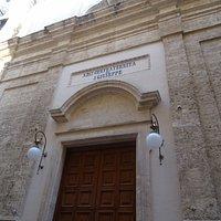 Arciconfraternita di San Giuseppe, август 2017 года...