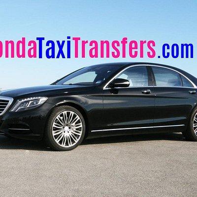 Ronda Taxi Transfers Saloon