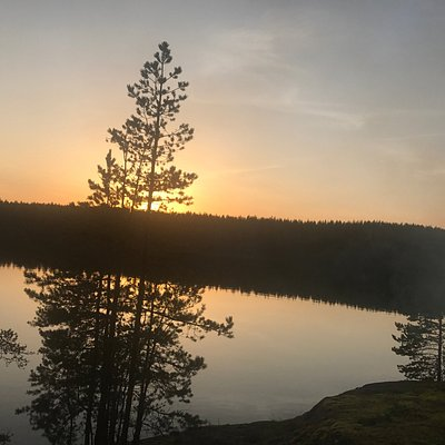 Last night I'm Finland 2017 exped.