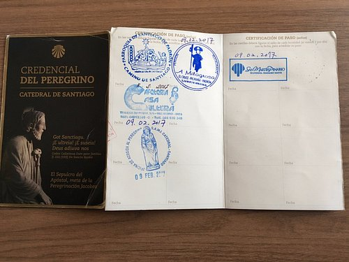 巡礼手帳 クレデンシャル Credential