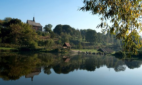 Muzeum Wsi Lubelskiej, Sektor Powiśle