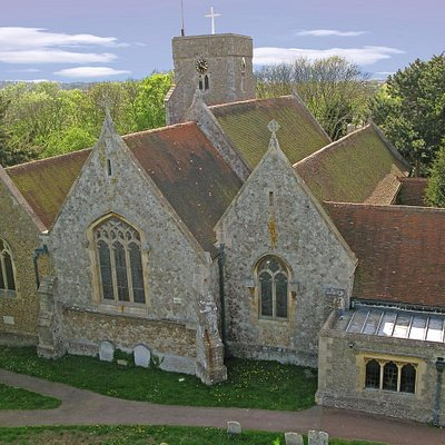 Church of England church - one of six Church of England churches in Whitstable.