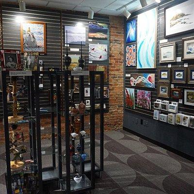 SEMVA Art Gallery side gallery 1