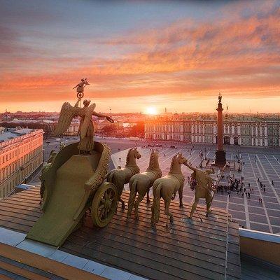Tours y excursiones por San Petersburgo