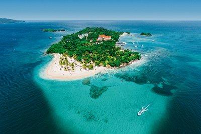Cayo Levantado is the perfect island escape.