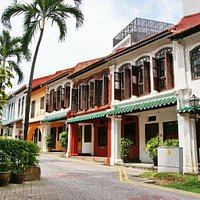 2017 Singapore - Emerald Hill Road