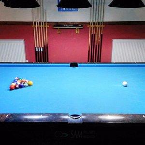 U.S Pool Table
