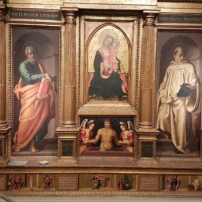 Polittico Madonna dell'Umiltà