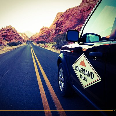 Join Roverland Tours for unforgettable experiences of the nature surrounding Las Vegas!