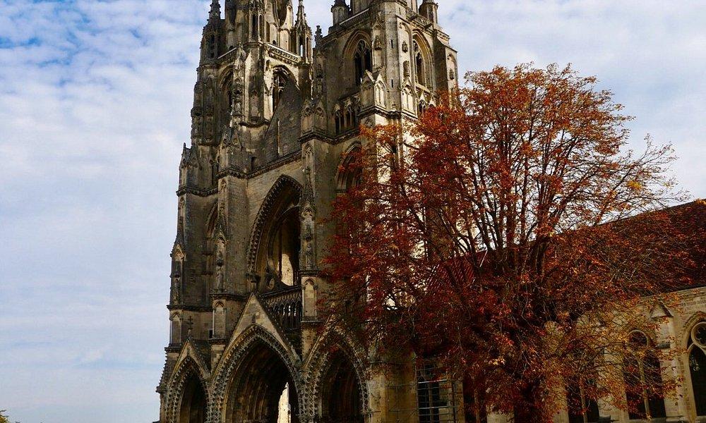 The Abbaye Saint-Jean-des-Vignes