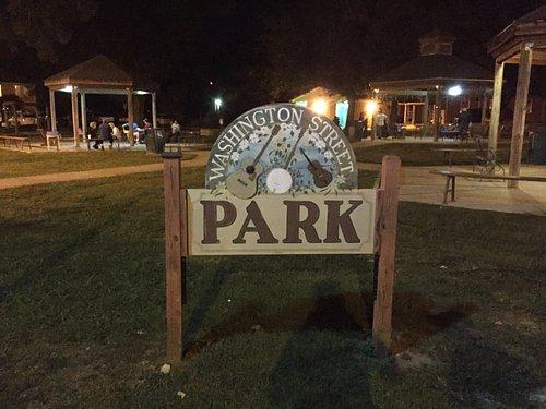 Washington Street Park