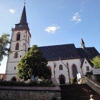 Edificio iglesia