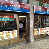 Santa Sofia Doner Kebab